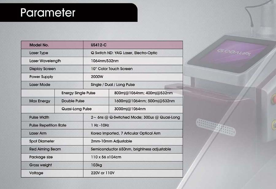 q-tech-specifications